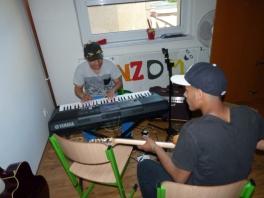 Hudební aktivity